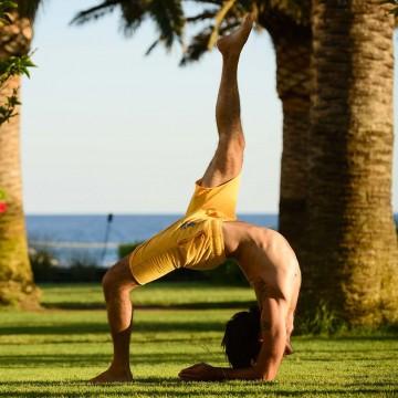 yoga in formentera